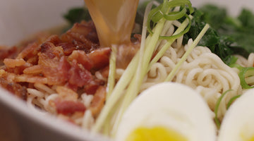 Bacon and Egg Ramen