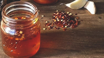 Chili Garlic Honey Sauce