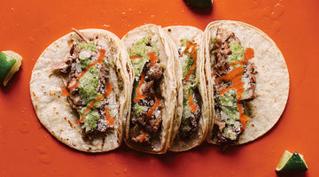 Beer-Braised Pork Tacos