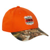 GREAT NATION HAT ORANGE CAMO