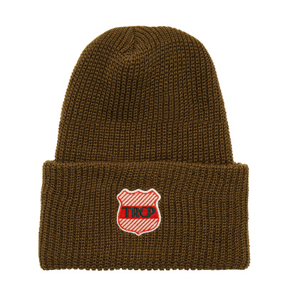 GREAT NATION BEANIE OLIVE DRAB