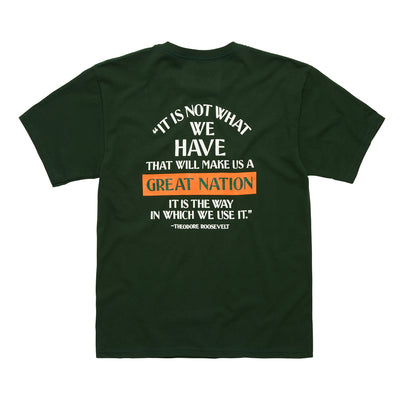 GREAT NATION TEE FOREST