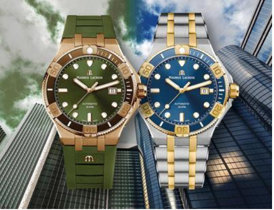 Two New Faces From The Aikon Venturer 43mm