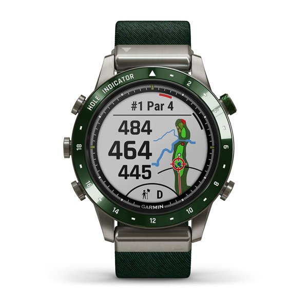 Garmin 010-02394-00 MARQ® Golfer Modern Tool Smart Watch