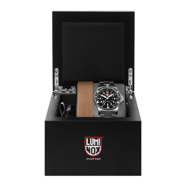 Luminox 0901.SET Sport Timer 30th Anniversary 0900 Series Watch Set