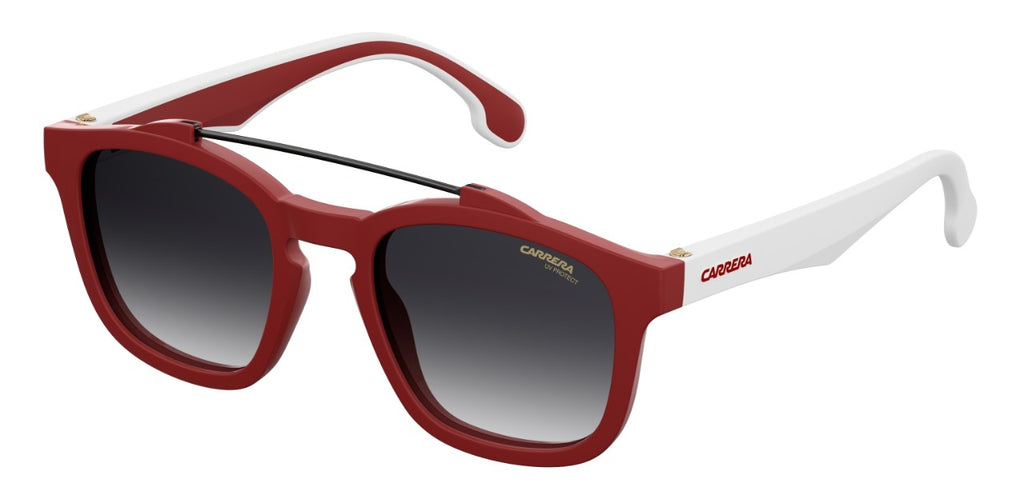 Carrera 1011/S Flag 52mm Red Sunglasses