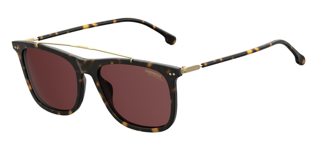 Carrera 150/S Maverick 55mm Havana & Red Sunglasses