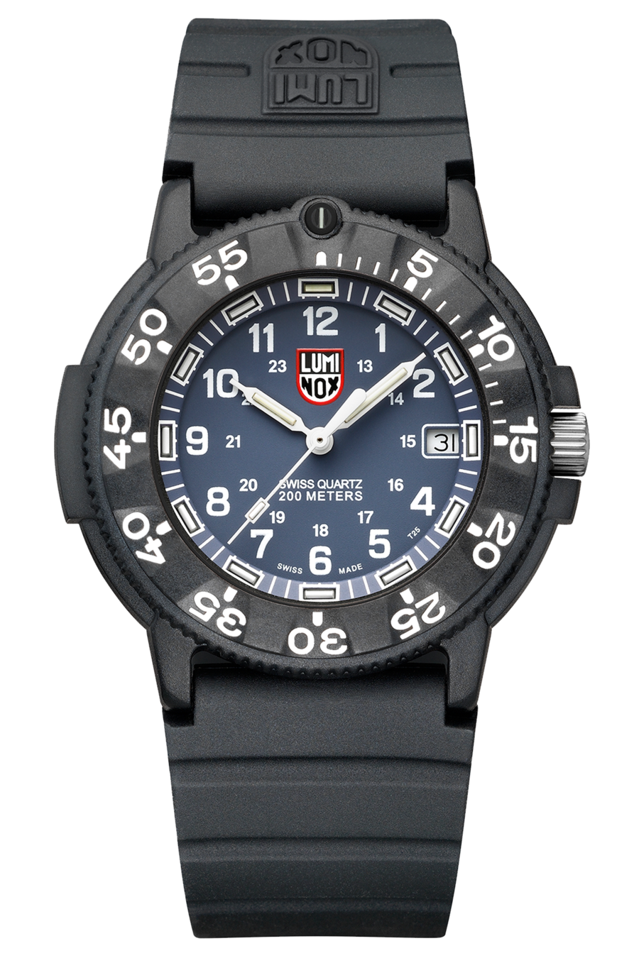 Luminox 3002.NSF Limited Edition Blue Dial Original Navy Seal Watch