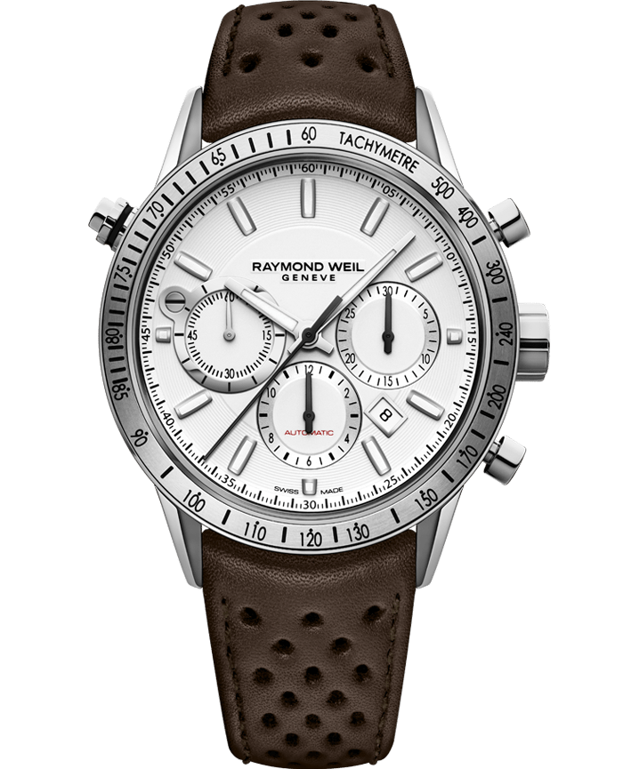 Raymond Weil Freelancer 7740-STC-30001 Automatic Watch