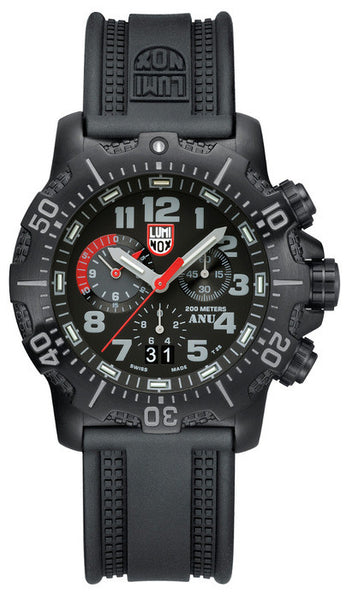 Luminox 4241 A.N.U. Chronograph Navy Use 45mm Watch