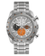 Harley Davidson by Bulova 76B186 Chronograph, Calendar Silver-Tone Stainless Steel 46.5mm Watch