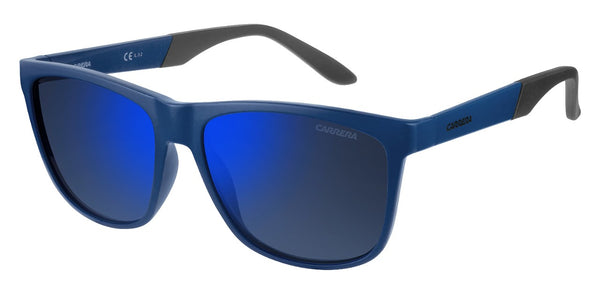 Carrera 8022/S Timeless 56mm Blue Sunglasses