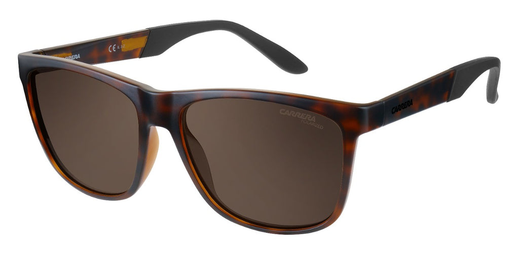 Carrera 8022/S Timeless 56mm Havana Sunglasses