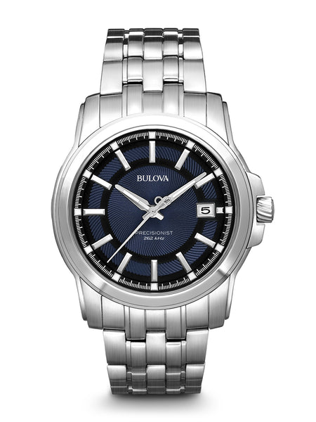 Bulova 96B159 Men's Precisionist Stainless Steel Watch