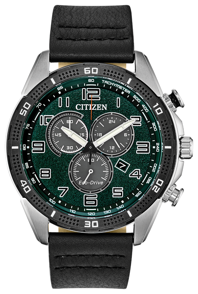 CITIZEN AT2441-08X ECO-DRIVE AR - ACTION REQUIRED WATCH