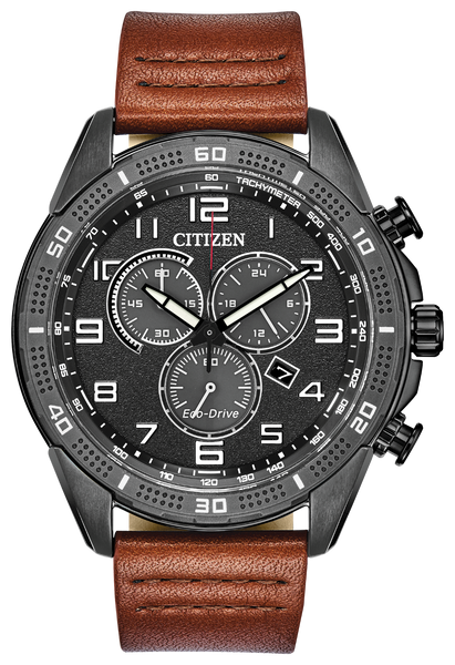 CITIZEN AT2447-01E ECO-DRIVE AR - ACTION REQUIRED WATCH