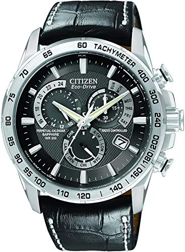 Citizen AT4000-02E Eco-Drive Chronograph Perpetual Watch