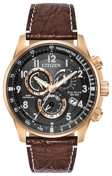 Citizen AT4133-09E Eco-Drive LIMITED EDITION Watch