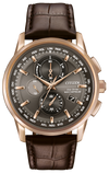 Citizen AT8113-04H Eco-Drive WORLD CHRONOGRAPH A-T Watch