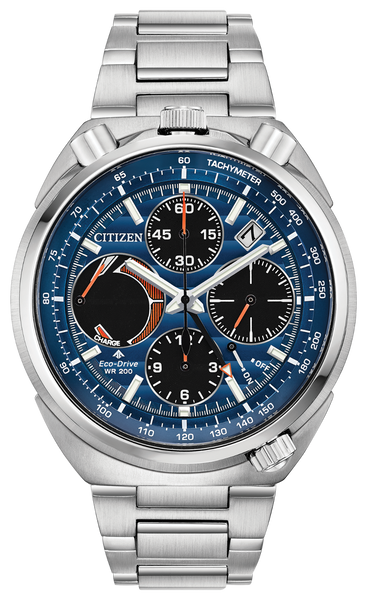 Citizen AV0070-57L Men's Eco-Drive PROMASTER TSUNO CHRONOGRAPH RACER Watch