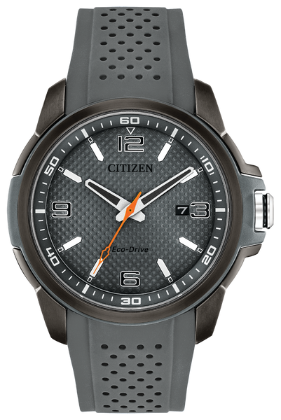 Citizen AW1157-08H Eco-Drive Rubber Strap AR Watch