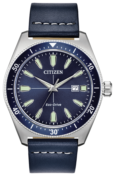 CITIZEN AW1591-01L ECO-DRIVE BRYCEN WATCH