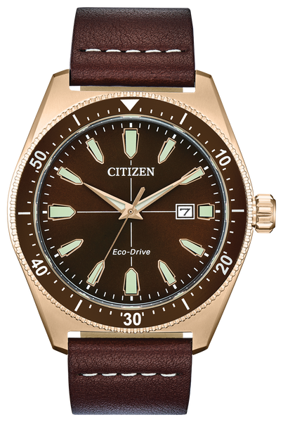 CITIZEN AW1593-06X ECO-DRIVE BRYCEN WATCH