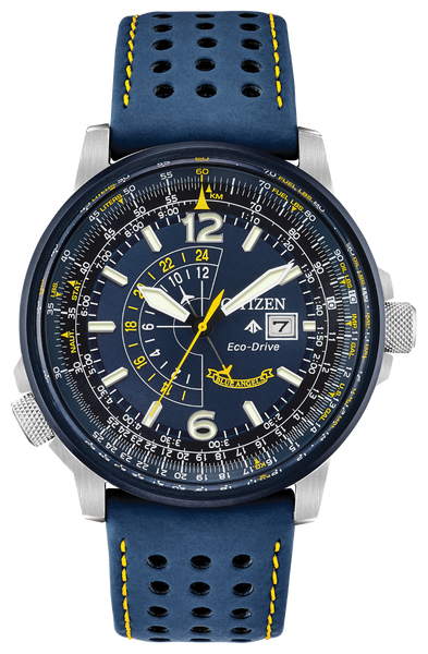 Citizen BJ7007-02L Eco-Drive Blue Angels PROMASTER NIGHTHAWK Watch