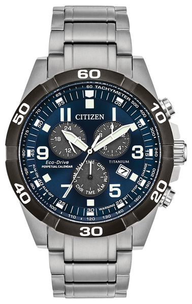 Citizen BL5558-58L Eco-Drive Brycen Watch