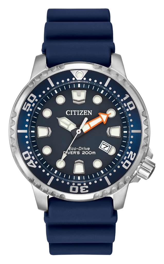 Citizen BN0151-09L Eco-Drive PROMASTER DIVER Watch