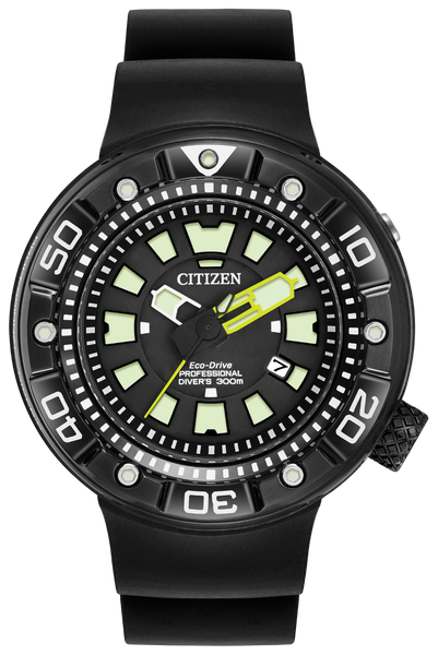 Citizen BN0175-19E Men's Eco-Drive PROMASTER DIVER Watch