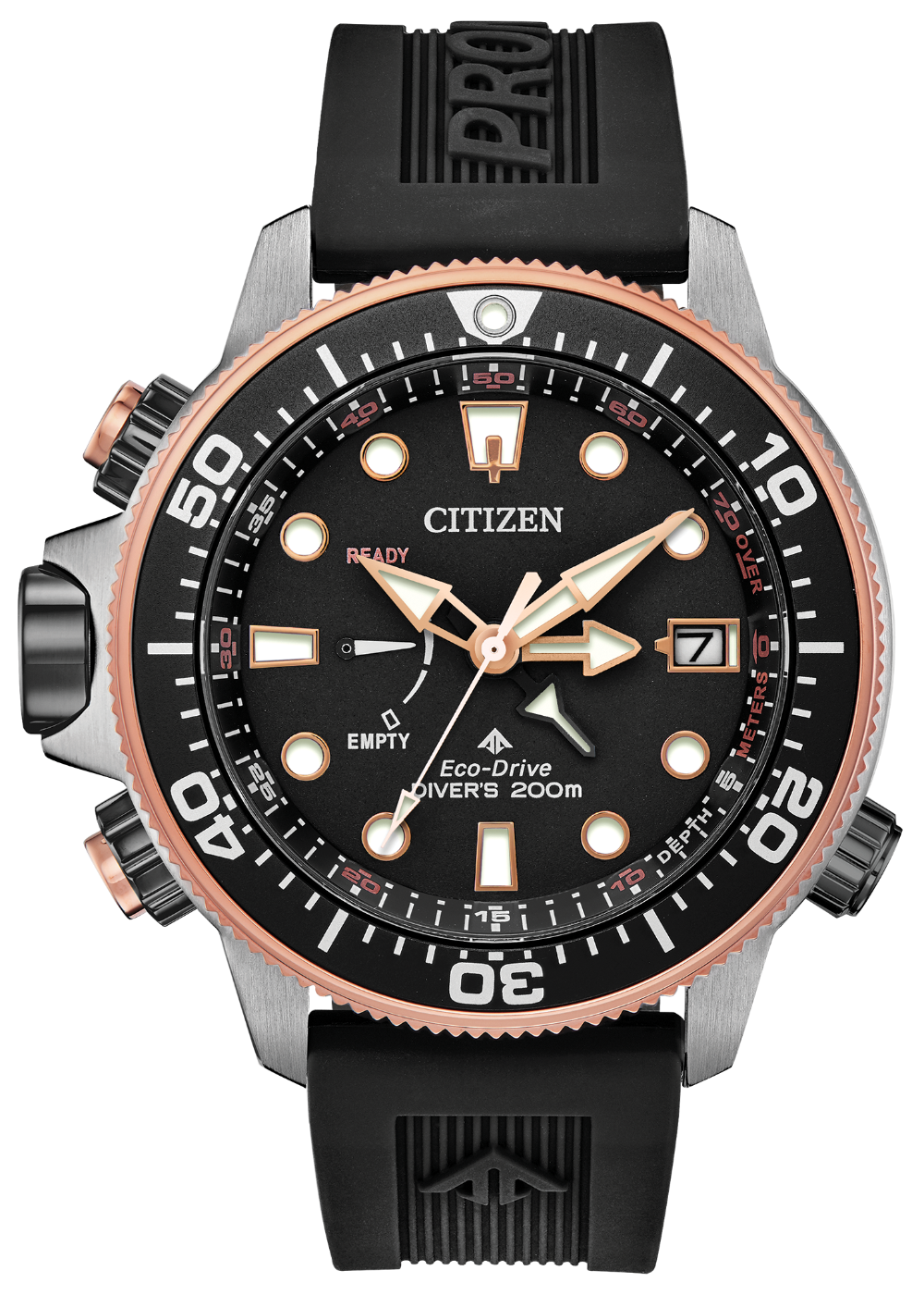 Citizen BN2037-03E Promaster Aqualand Limited Edition Eco-Drive Watch