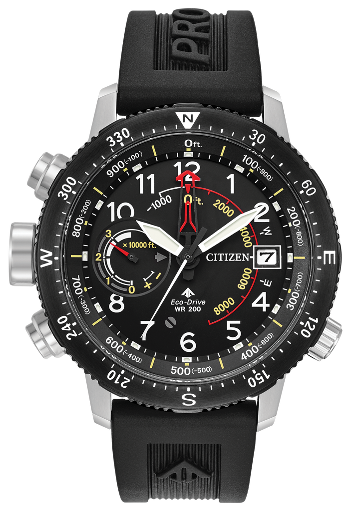 Citizen BN5058-07E Eco-Drive  PROMASTER ALTICHRON Watch
