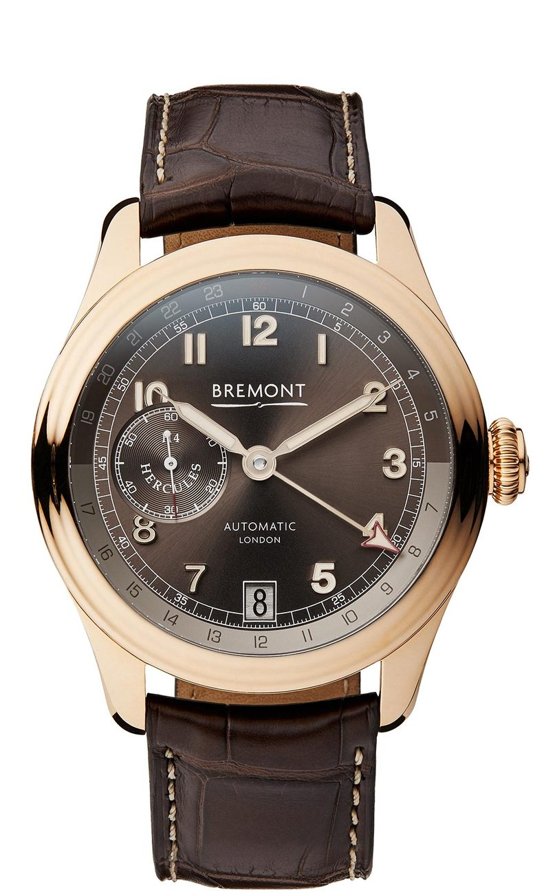 PREORDER Bremont H-4 HERCULES Rose Gold Limited Edition Watch
