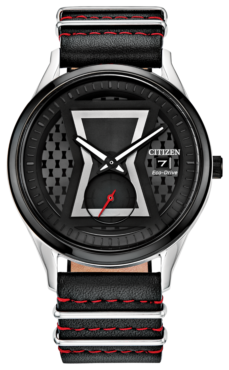 Citizen BV1138-01W Eco-Drive BLACK WIDOW 40mm Case Watch