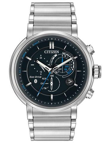 Citizen BZ1000-54E Mens Eco-Drive Proximity Stainless Steel Watch