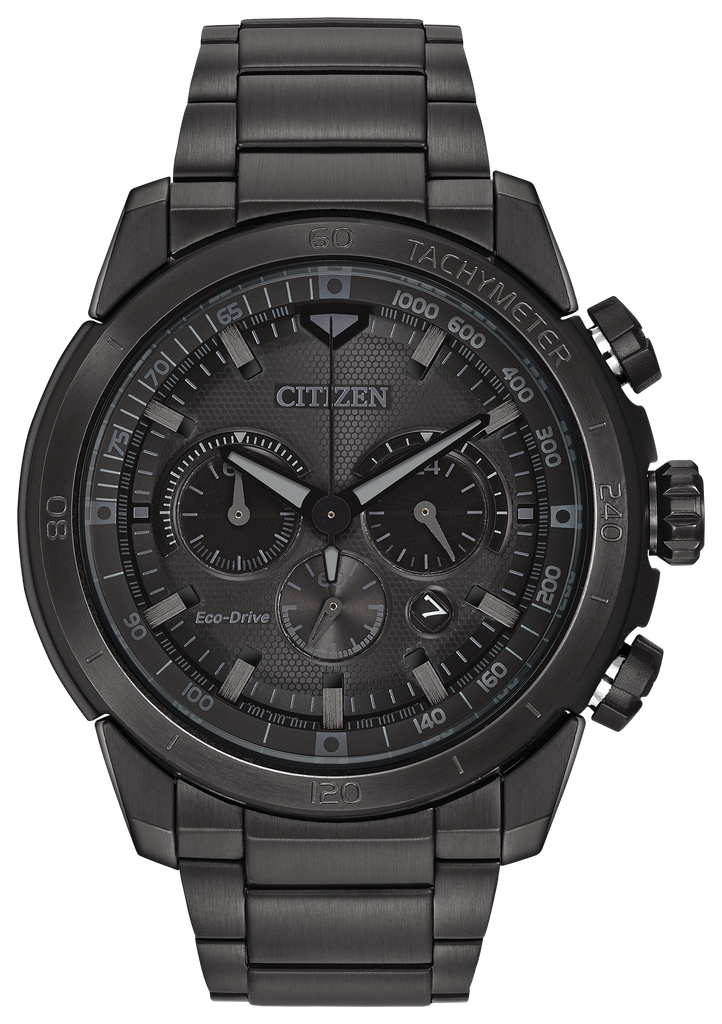 Citizen CA4184-81E Eco-Drive Stainless Steel ECOSPHERE Watch