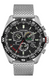 Citizen CB5840-59E Promaster Navihawk Mesh Stainless Steel Chronograph Watch