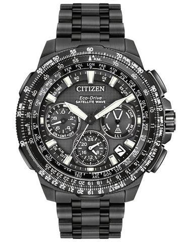 Citizen CC9025-85E Mens Eco-Drive Promaster Navihawk GPS Watch