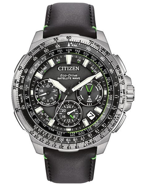 Citizen CC9030-00E Mens Eco-Drive Promaster GPS Watch