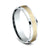 Benchmark CF206010 Multi Color 14k 6mm Men's Wedding Band Ring
