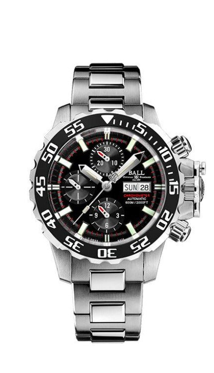 BALL DC3026A-S4C-BK Engineer Hydrocarbon NEDU 42mm Ceramic Bezel Watch