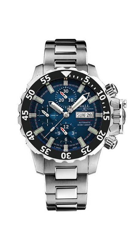BALL DC3026A-S6C-BE Engineer Hydrocarbon NEDU 42mm Ceramic Bezel Watch