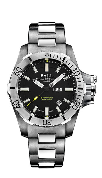 BALL DM2276A-S2CJ-BK  Engineer Hydrocarbon Submarine Warfare 42mm Watch