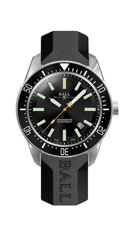 BALL DM3108A-PCJ-BK Engineer Master II Skindiver II Watch