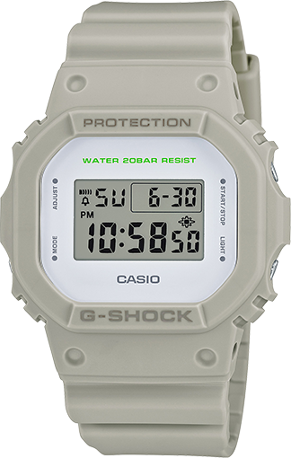 Casio Gshock DW5600M-8 Resin Digital Watch