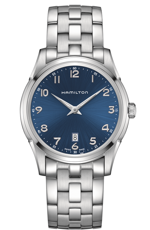 Hamilton Jazzmaster H38511143 Quartz Stainless Steel Watch