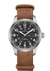 Hamilton H70535531 Khaki Field Day/Date Leather Watch