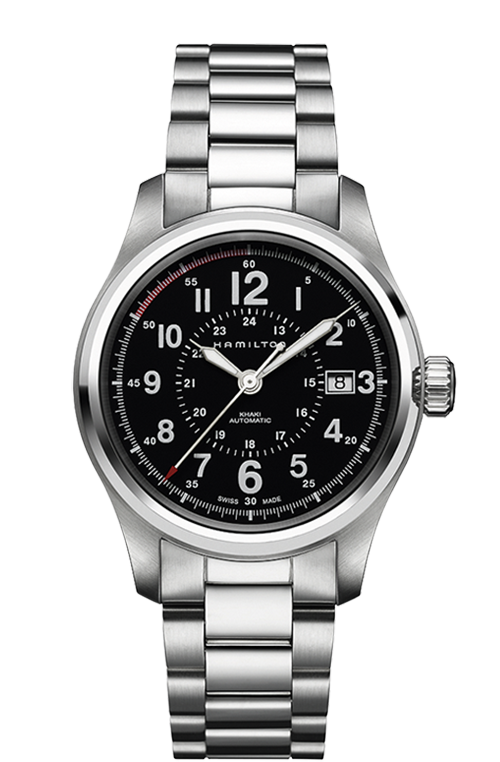 Hamilton Khaki Field H70595133 Automatic Stainless Steel Watch