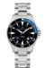 Hamilton Navy Scuba H82315131 Black Dial Stainless Steel Automatic Watch